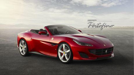 Ferrari Portofino se la mau sieu xe thay the California T - Anh 4