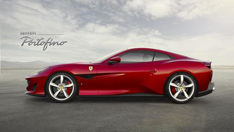 Ferrari Portofino se la mau sieu xe thay the California T - Anh 5