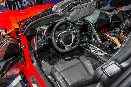 Can canh Chevrolet Corvette Grand Sport 2017 vua xuat hien o Viet Nam - Anh 10