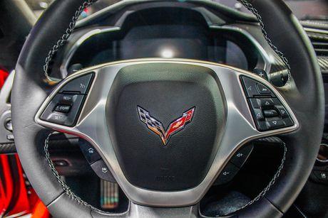 Can canh Chevrolet Corvette Grand Sport 2017 vua xuat hien o Viet Nam - Anh 12