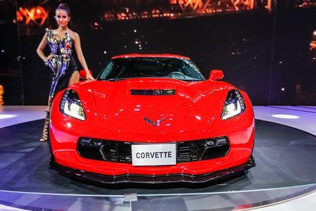 Can canh Chevrolet Corvette Grand Sport 2017 vua xuat hien o Viet Nam - Anh 16