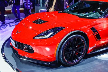 Can canh Chevrolet Corvette Grand Sport 2017 vua xuat hien o Viet Nam - Anh 2