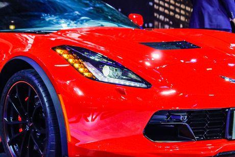 Can canh Chevrolet Corvette Grand Sport 2017 vua xuat hien o Viet Nam - Anh 3