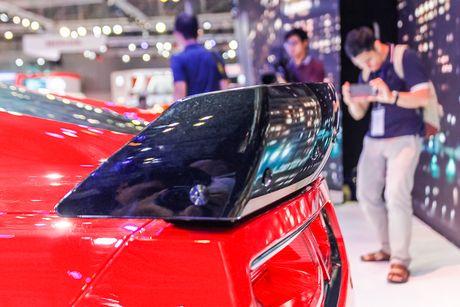 Can canh Chevrolet Corvette Grand Sport 2017 vua xuat hien o Viet Nam - Anh 7