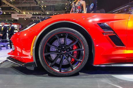 Can canh Chevrolet Corvette Grand Sport 2017 vua xuat hien o Viet Nam - Anh 8