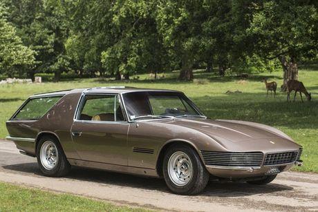Dan sieu xe Ferrari 'hang hiem' tai buoi dau gia Monterey - Anh 10