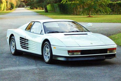 Hàng loạt siêu xe Ferrari được đấu giá tại Monterey