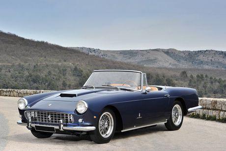 Dan sieu xe Ferrari 'hang hiem' tai buoi dau gia Monterey - Anh 4