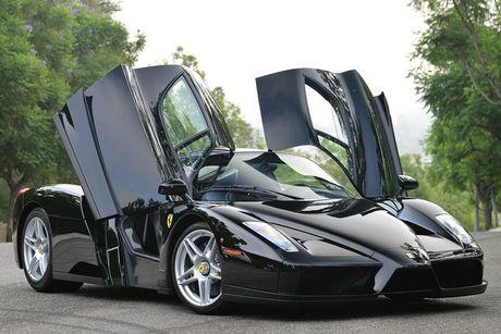 Dan sieu xe Ferrari 'hang hiem' tai buoi dau gia Monterey - Anh 6