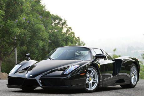 Dan sieu xe Ferrari 'hang hiem' tai buoi dau gia Monterey - Anh 7