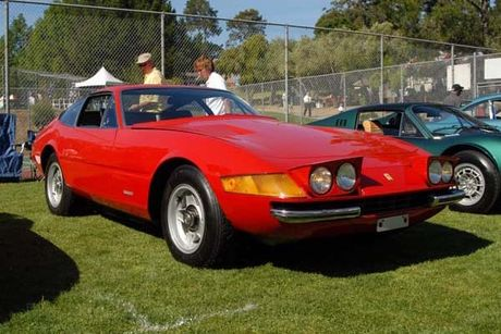 Dan sieu xe Ferrari 'hang hiem' tai buoi dau gia Monterey - Anh 8