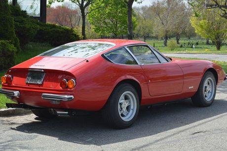Dan sieu xe Ferrari 'hang hiem' tai buoi dau gia Monterey - Anh 9