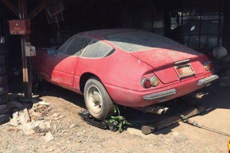 Sieu xe Ferrari 'hang hiem' gia 45 ty bo xo suot 40 nam - Anh 11