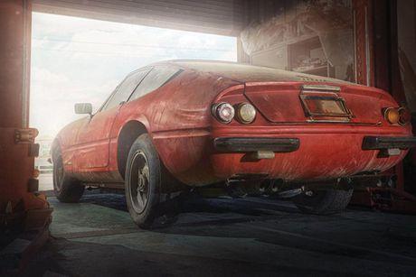 Sieu xe Ferrari 'hang hiem' gia 45 ty bo xo suot 40 nam - Anh 2