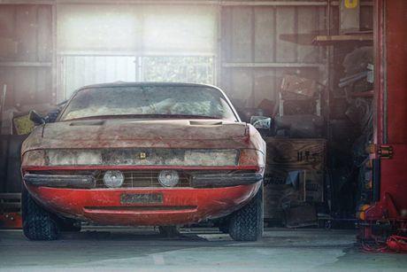 Sieu xe Ferrari 'hang hiem' gia 45 ty bo xo suot 40 nam - Anh 3