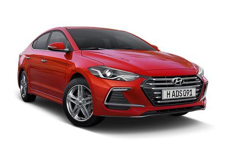 Hyundai Elantra Sport 1.6 Turbo 2017 gia 700 trieu co gi dac biet? - Anh 2