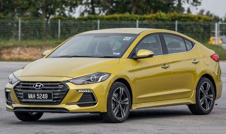 Hyundai Elantra Sport 1.6 Turbo 2017 gia 700 trieu co gi dac biet? - Anh 3