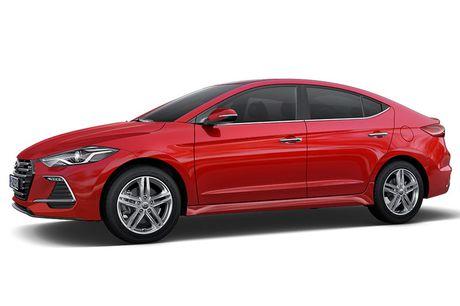 Hyundai Elantra Sport 1.6 Turbo 2017 gia 700 trieu co gi dac biet? - Anh 7