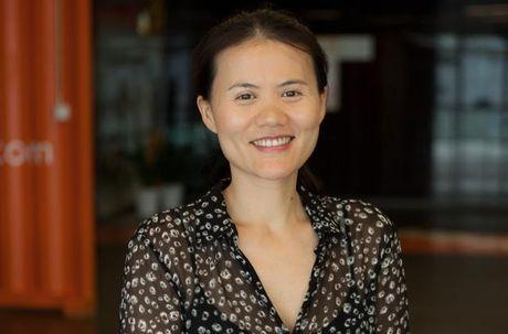 9 nguoi phu nu giup Jack Ma len ngoi ty phu - Anh 1