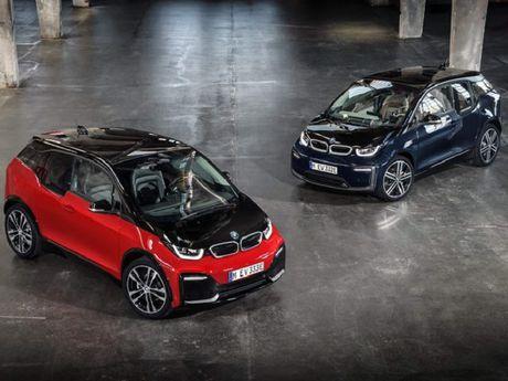 BMW i3S 2018 trinh lang voi thiet ke moi me, dong co cai tien - Anh 5