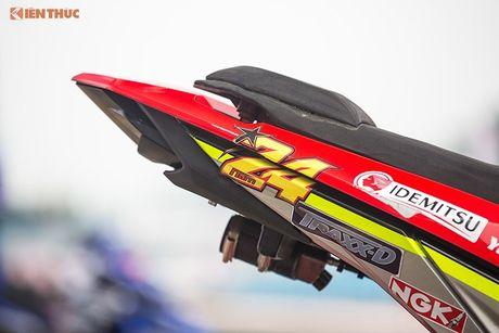 'Soi' xe may Honda Winner Viet Nam do dua sieu khung - Anh 4