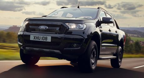 Ford Ranger Black Edition sap ra mat co gi dac biet ? - Anh 3