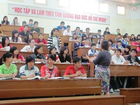 Lan dau tien cong bo bang xep hang cac truong dai hoc Viet Nam - Anh 1