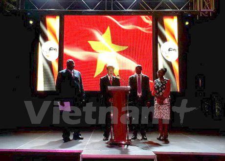 Long trong ky niem Quoc khanh 2/9 tai Mexico, Uganda va Mozambique - Anh 3