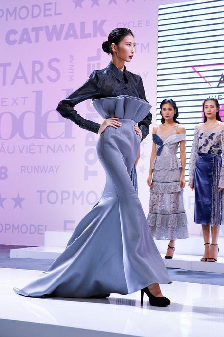 Gu thoi trang dang thuong cua Lai Thanh Huong tai Next Top Model - Anh 10