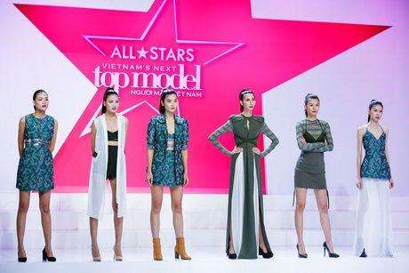 Gu thoi trang dang thuong cua Lai Thanh Huong tai Next Top Model - Anh 13