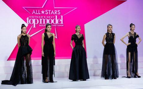 Gu thoi trang dang thuong cua Lai Thanh Huong tai Next Top Model - Anh 14