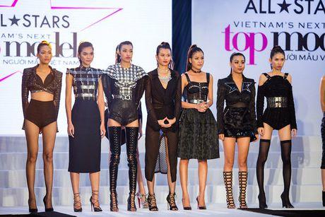 Gu thoi trang dang thuong cua Lai Thanh Huong tai Next Top Model - Anh 1