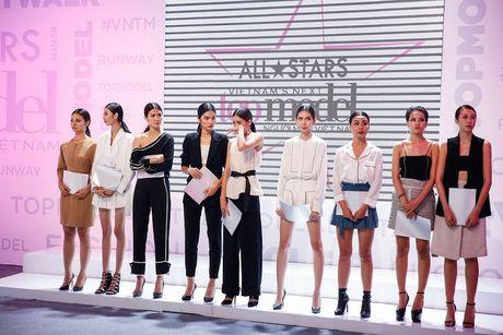 Gu thoi trang dang thuong cua Lai Thanh Huong tai Next Top Model - Anh 4