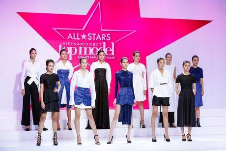 Gu thoi trang dang thuong cua Lai Thanh Huong tai Next Top Model - Anh 5