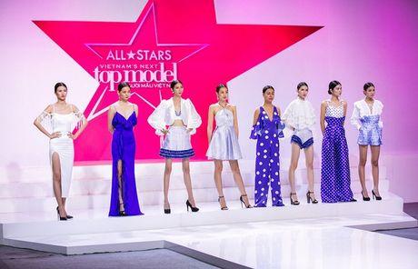 Gu thoi trang dang thuong cua Lai Thanh Huong tai Next Top Model - Anh 6