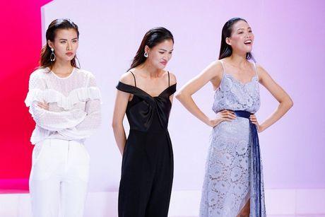 Gu thoi trang dang thuong cua Lai Thanh Huong tai Next Top Model - Anh 7