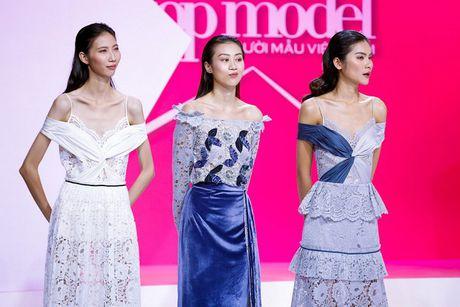 Gu thoi trang dang thuong cua Lai Thanh Huong tai Next Top Model - Anh 8