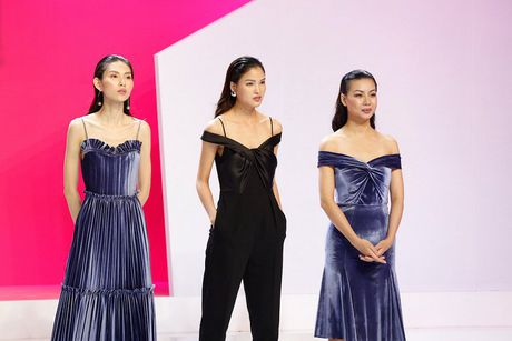Gu thoi trang dang thuong cua Lai Thanh Huong tai Next Top Model - Anh 9