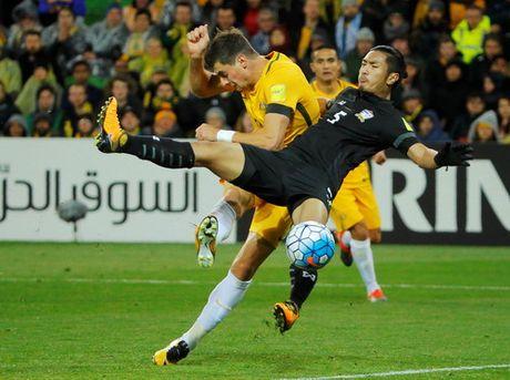 Han Quoc, A Rap Saudi gianh ve den World Cup - Anh 1