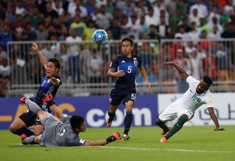 Han Quoc, A Rap Saudi gianh ve den World Cup - Anh 2
