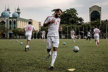 Han Quoc, A Rap Saudi gianh ve den World Cup - Anh 5