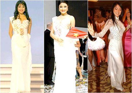 Thi Miss World: Dan chi 1m8 van trang tay, My Linh be nho lieu co lam nen chuyen? - Anh 5