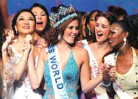 Thi Miss World: Dan chi 1m8 van trang tay, My Linh be nho lieu co lam nen chuyen? - Anh 6