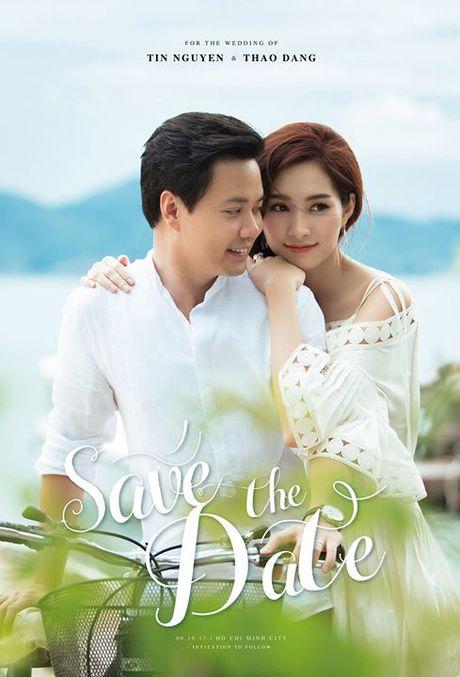 Hoa hau Thu Thao chinh thuc xac nhan dam cuoi duoc to chuc vao thang 10 - Anh 1
