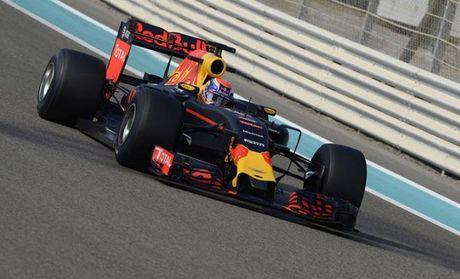 Dua xe F1: Lop xe va nhung 'ngu ong dac loi' - Anh 1
