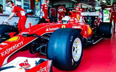 Dua xe F1: Lop xe va nhung 'ngu ong dac loi' - Anh 4