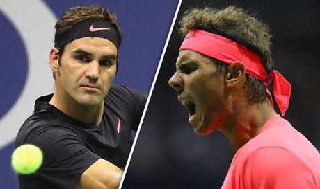 Truc tiep US Open ngay 10: Thu hung Federer - Nadal cho ngay tai ngo - Anh 1