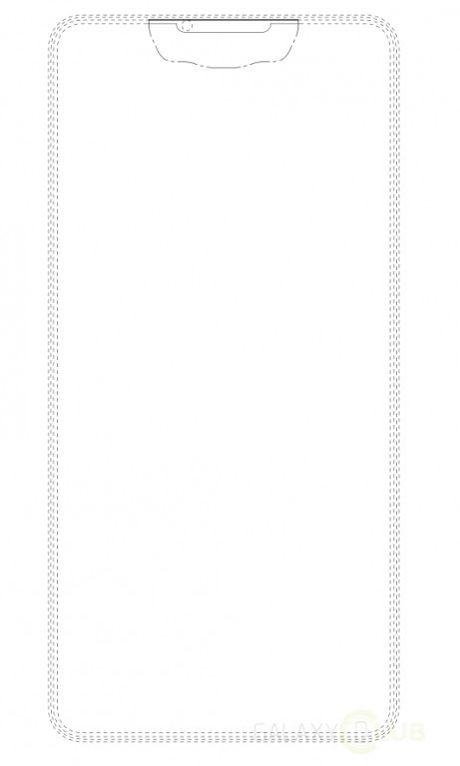 Thiet ke iPhone 8 da tung duoc Samsung dang ky bang sang che - Anh 1