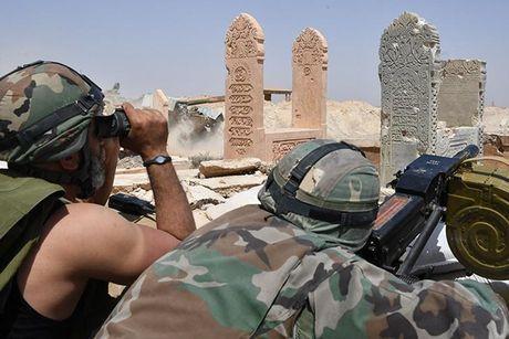Nhung bi mat trong thanh tri that thu cua IS o Syria - Anh 1