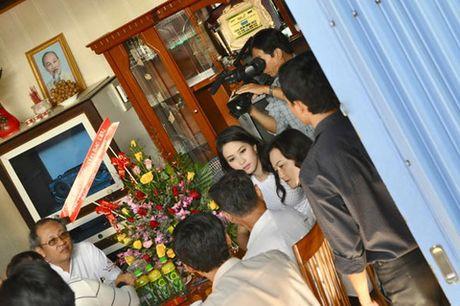 Choang voi can ho cua Hoa hau Dang Thu Thao truoc khi ket hon voi doanh nhan Trung Tin - Anh 2